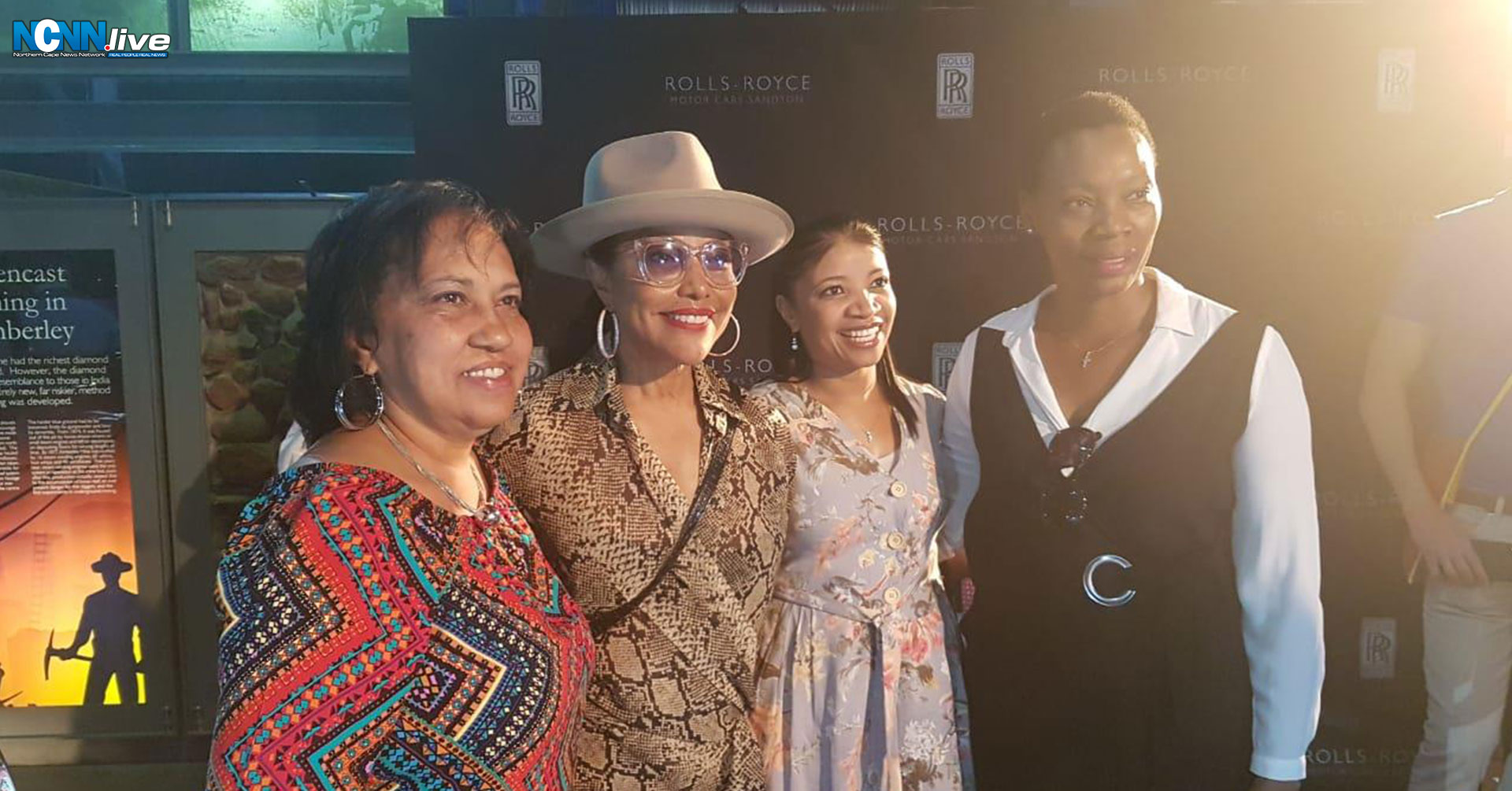 HOLLYWOOD ACTRESS LYNN WHITFIELD IMPRESSED WITH NORTHERN CAPE TOURISM - NCNN.live