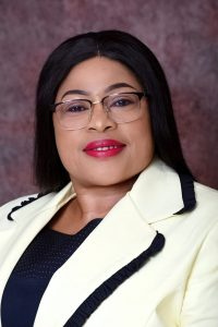 Northern Cape MEC of Transport, Safety and Liaison Nontobeko Vilakazi