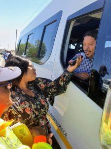 Northern Cape MEC of Transport, Safety and Liaison Nontobeko Vilakazi