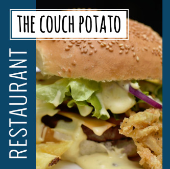 The Couch Potato Kimberley Restaurant